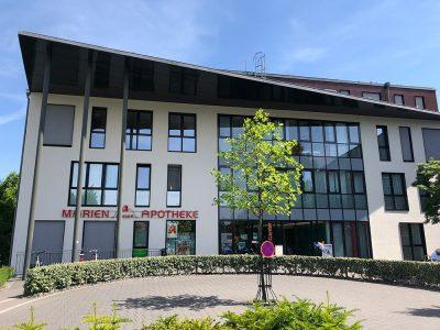 Die AestheticaMed Schönheitsklinik in der Bethunestr. 15 in Schwerte