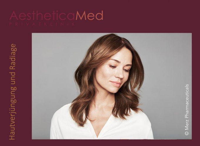 Hautverjüngung und Radiage  bei Aestheticamed