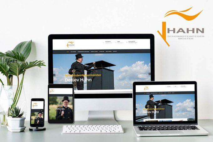 Website von Schornsteinfeger Hahn aus Schwerte - schornsteinfegerbetrieb-hahn.de