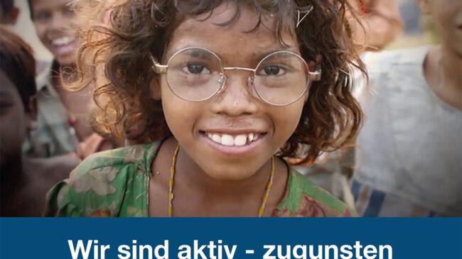 Spende jetzt Deine alten Brillen