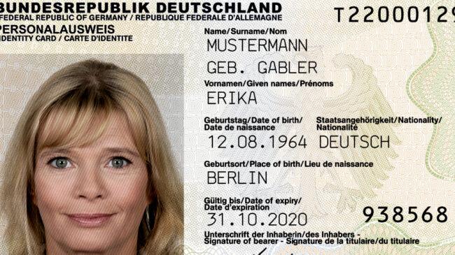 Der Personalausweis auf dem Smartphone